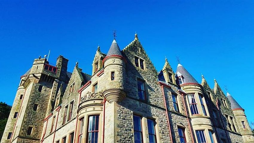 Belfast castle 🏰 Belfast Irland Visitni Visitbelfast Instabelfast Latergram Vscocam VSCO Vscoirland DiscoverNI Architecture Pointofview Belfastcastle