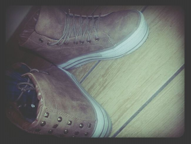 I Love Shoes *-* Brown
