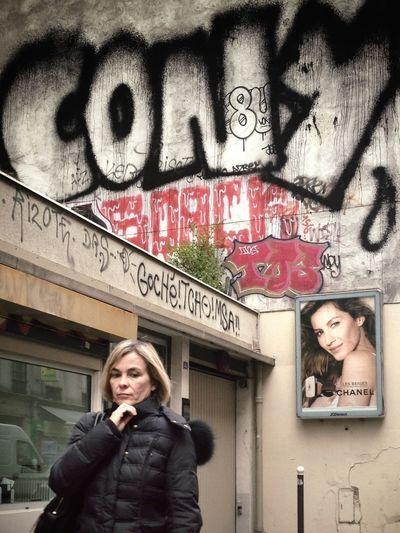 Streetphotography Graffiti IPhoneography Street Life