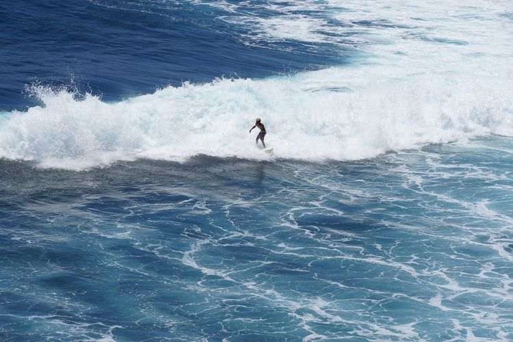 Kuta Surf Surfer Wave Bobble Lombok Sky Surfing