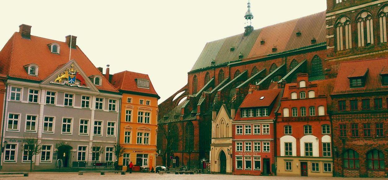 Weltkulturerbe - Hansestadt Stralsund Taking Photos Enjoying Life Hello World Traveling