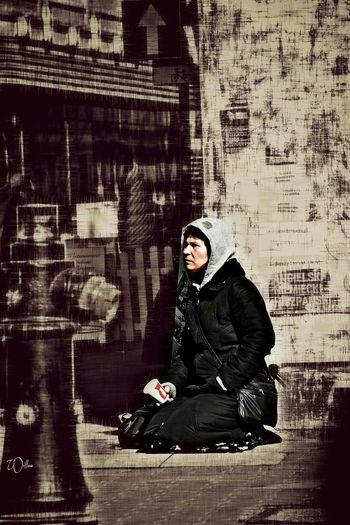 People Streetphotography Romanian Woman