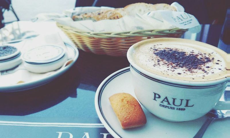 Good Morning Paulcafe DXB Beautiful Day Good Mood Good Memory