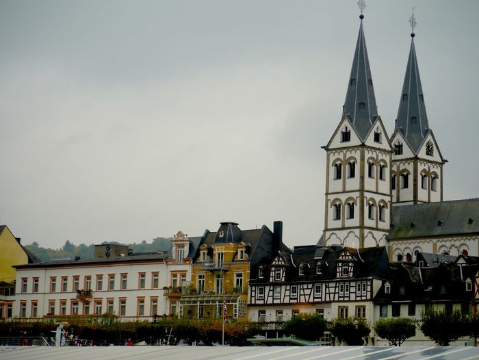 St severus church against sky