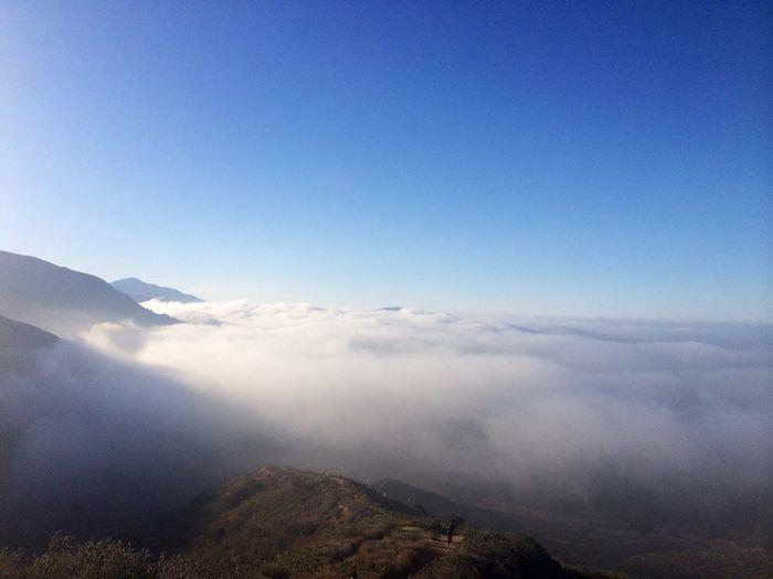 A walk in the clouds?