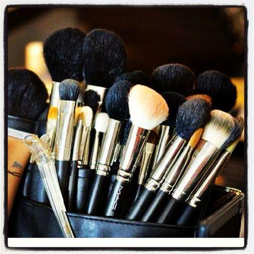 Makeupbrushes Mybathroom Beautyjunkie