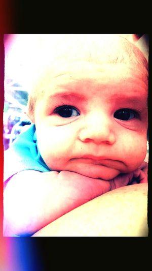 Rico bebezinho! Hello World Baby ❤ Serious