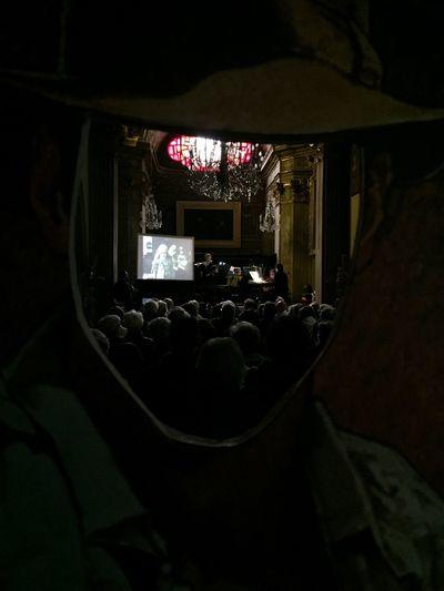 Museo cappuccini mostra sul cinema