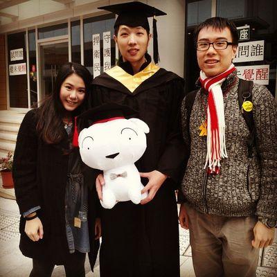 巧遇 Hkig 2014 Hsmc Graduationceremony 恒管 畢業典禮