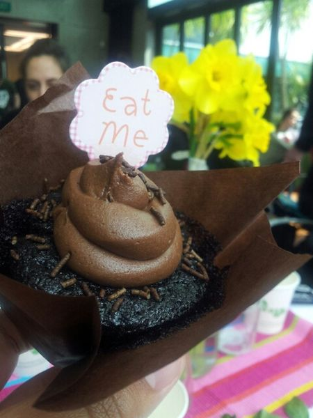 day at church... having cupcakes Cup Cakes My Photography Yummy Eat Me