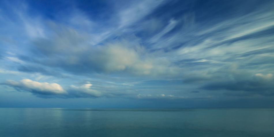 Bliss Cloud Dreaming Beautiful EyeEm Nature Lover Fine Art Photography Landscape_Collection Nature Nature Photography Beauty In Nature Blue Cloud - Sky Fine Art Landscape Landscapes Nature Nature_collection Reflection Scenics Sea Sea And Sky Seascape Seaside Sky Tranquil Scene Water Waterfront
