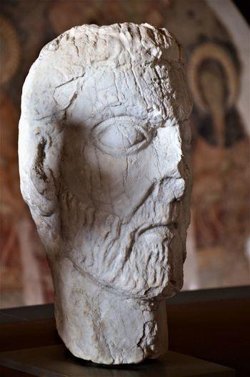 Art Italy Medieval Medieval Architecture Medieval Art Rocca Sculpture Spoleto Spoleto-Umbria <3 Stone Stone Sculpture Stone Statue Umbria The City Light