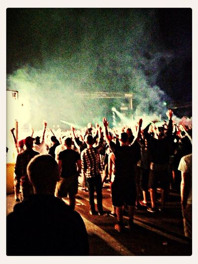 Green Smoke Marsimoto Konzert Festival