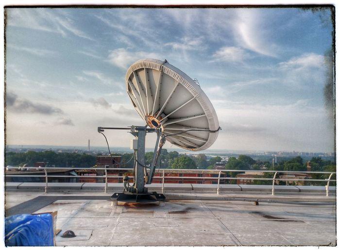 Eyemarket Eyemart Eyem Best Edits Satellite Dish Rooftop