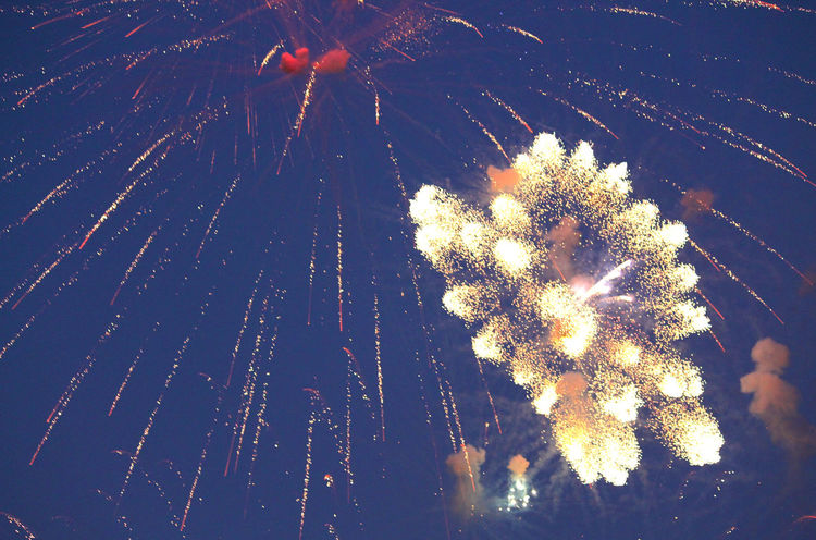 Fireworks,sky,light,beautiful Fireworks Lights New Year's Eve Fireworks