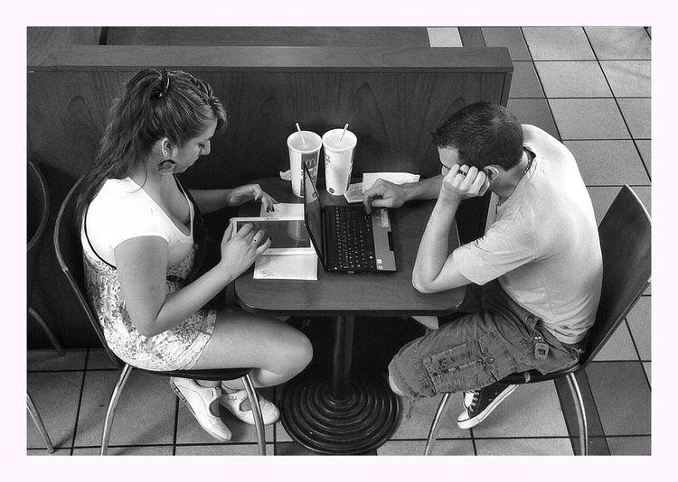 Incomunication No Comunication Couple No Speaking🚫 Modernity