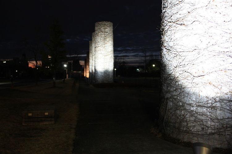 Japan 17 Day trip Osaka.Kyoto.Nara.Universal.Iga-ueno.なばなの里.Nagoya.Inuyama.サツキとメイの家 Chimney Cityscapes Nagoya Night Nightphotography Noritake Garden Outdoors