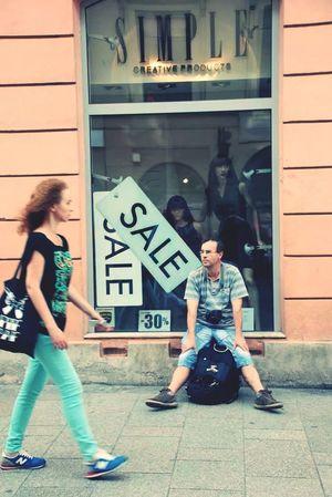 The Storyteller - 2014 Eyeem Awards Street Sale Valeriedesign