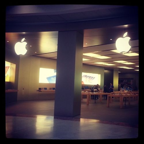 APPLE I LOVE YOU ♡♥ Apple Shop Love Instashop instapic