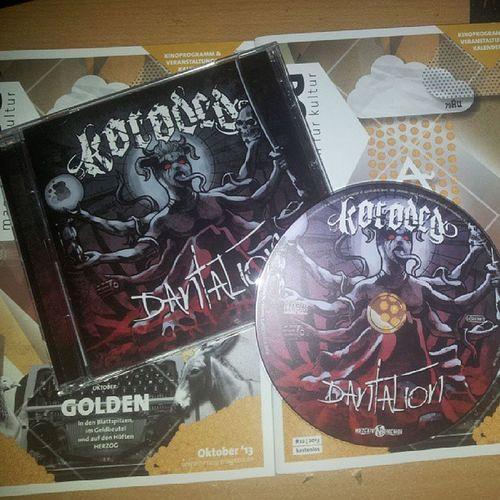 Koroded Metal J ülich Juelich dantalion musik music album cd rockcity kulturbahnhof aachen koeln dueren düren köln