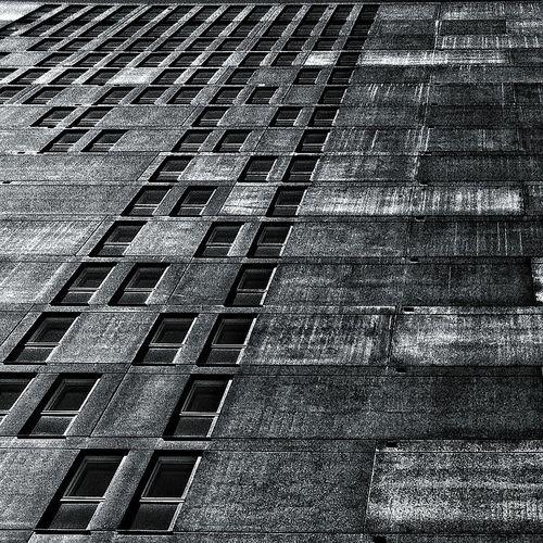 Architecture EyeEm Best Shots - Black + White EyeEm Best Shots Hello World