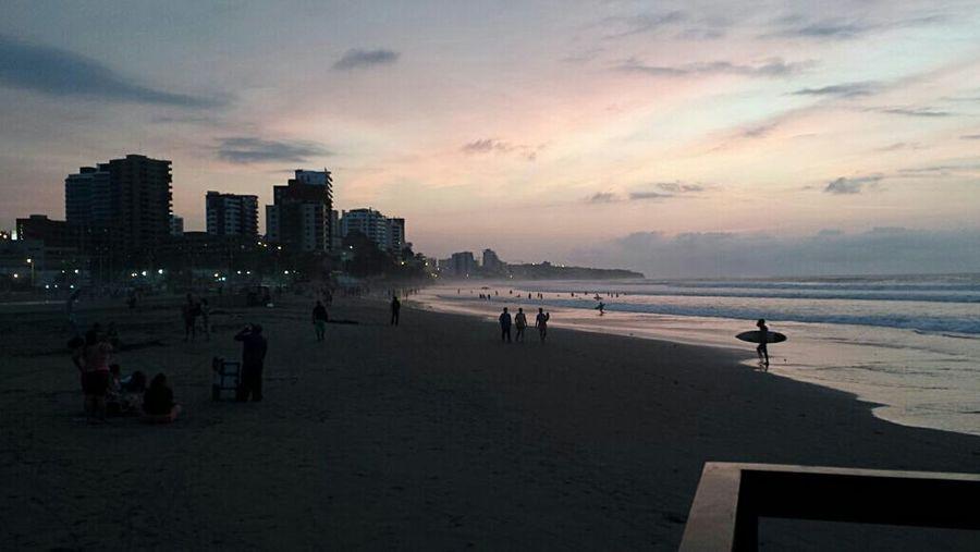 Manta City AllYouNeedIsEcuador Ecuador Manabi Ecuador Beach Photography Hora Azul