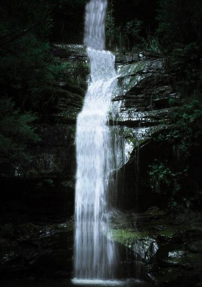 Water Waterfall Beauty In Nature Long Exposure Motion Scenics Nature Outdoors Day Travel Destinations Blurred Motion No People Splashing Freshness