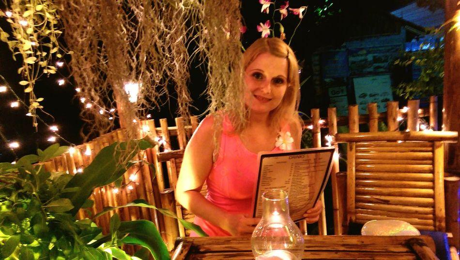Schon wieder an altbekanntem Ort und fein is es :) Cocktails Kosamui