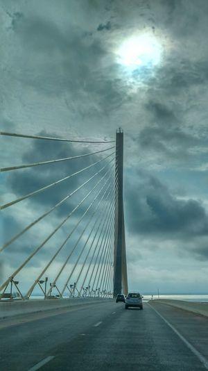 Fotografia Espontanea Skyway Bridge First Eyeem Photo