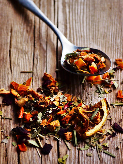 Dried fruits and herb tea Check This Out Close Up Focus On Foreground Food Food Art Foodstyling Ingredient Maximum Closeness My Point Of View Natural Relaxing Tea Wood - Material Table Foodgasm Inspiration