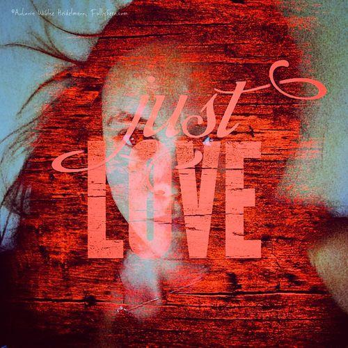 just love Fullyseen Love Soulportrait Intuitiveart Creativity Art, Drawing, Creativity Double Exposure Portrait Magical Onfire