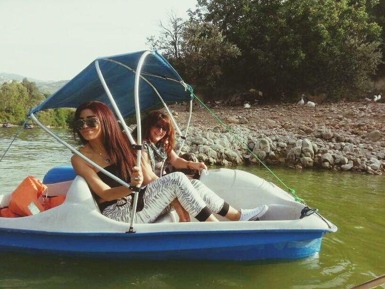 Fun!! BFF ❤ Lake Sun