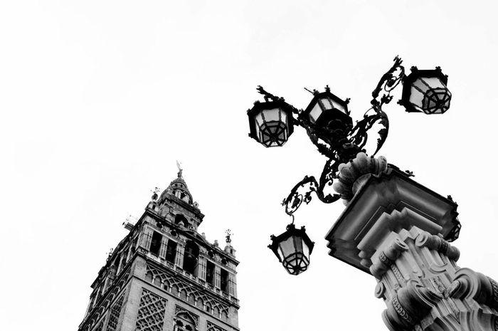 Giralda Sevilla Seville Giralda Tower