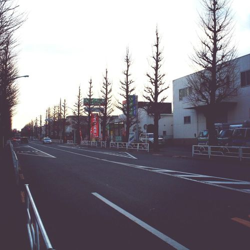 Road to home. Tokyo Home Streetphotography Memory