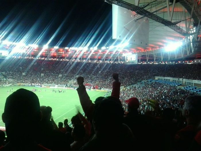 Maracana Stadium Sports Photography Fotography Fotball Flamengo Brasil Rio De Janeiro Popular Nightlife First Eyeem Photo Copa Do Brasil Sports