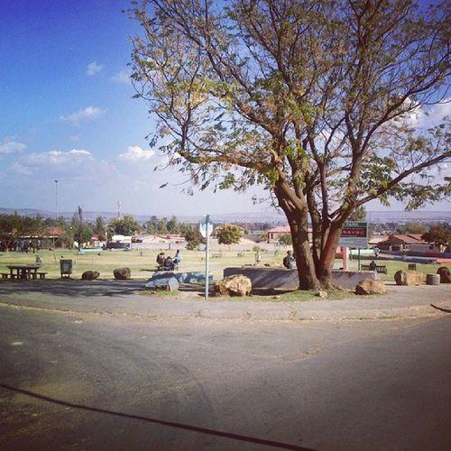 They call it Awela Park but we say ndiParkani. Instawhatwhat Random Chiawelo AwelaPark