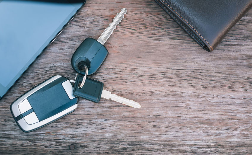 Key car and