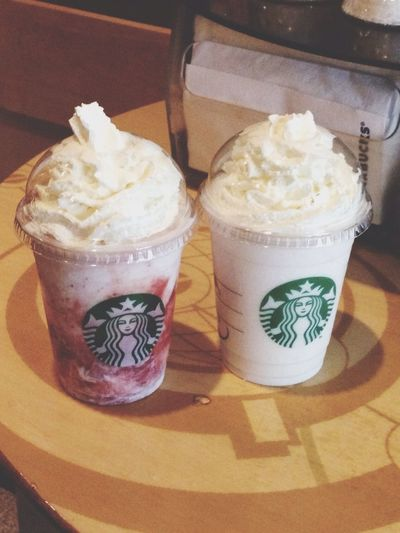 Starbucks With Dáškou