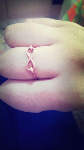 Newring Infinity ∞ IloveIT ♡ Lucky
