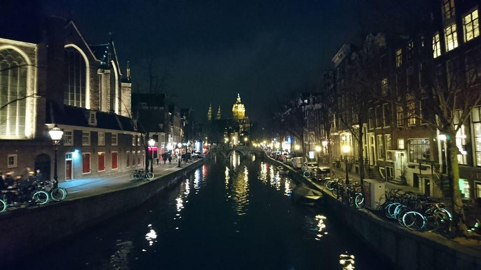 Architecture Bridge - Man Made Structure City Night Travel Destinations