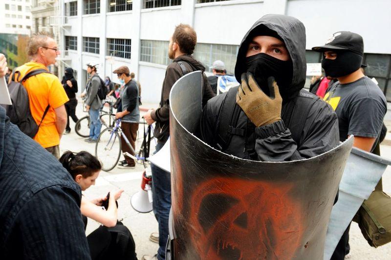Anarchy Prepares