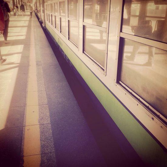 Cadorna Train Station Hanging Out Backtohome