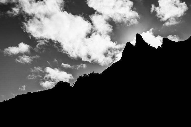 When mountains touch the sky Be. Ready. EyeEmNewHere EyeEm Nature Lover EyeEm Best Shots Dramatic Sky Black And White Friday Sky Silhouette Scenics Outdoors Nature Mountain Landscape Clouds And Sky Cloud - Sky Blackandwhite Beauty In Nature Sky And Clouds Nature Photography Cloud Black & White