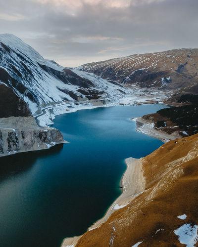 Kezenoy lake
