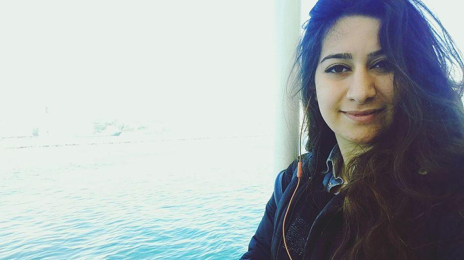 Sky Sea Blue Kadıköy Coast Rihtim Steamship Sunshine Urbanears Karşılaşsak seninle, bir Kadıköy vapurunda ?