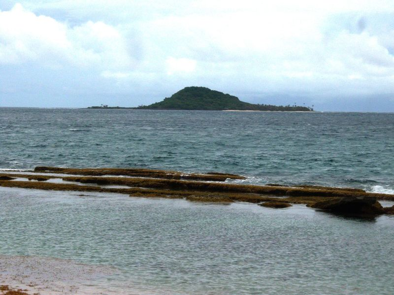 Looking toward Sugar Loaf Island Grenada