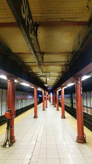 Subway Public Transportation Notes From The Underground New York City Newyorkcity Showcase: February