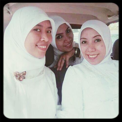 my precious Sister ❤ Mizz Nunuy Hijab Latepost ✌