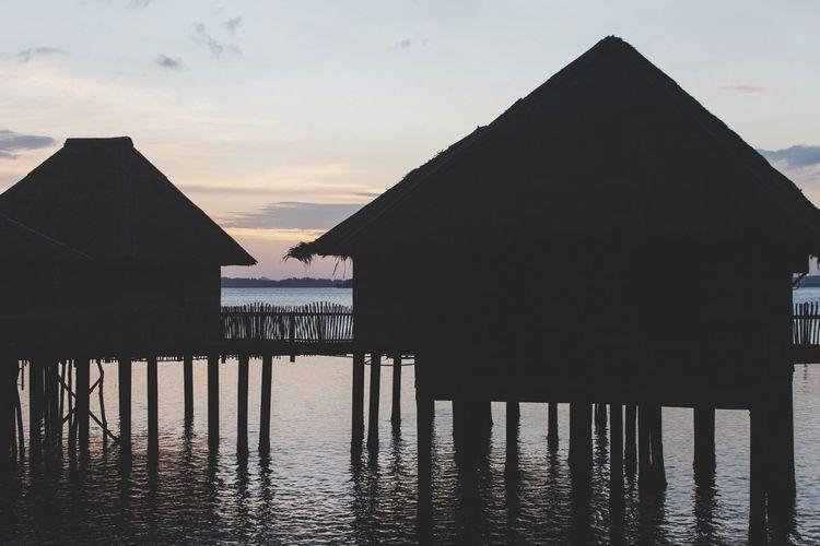 Telunas ❤️ Telunas INDONESIA Batam 2K15 Sunset Photography Love