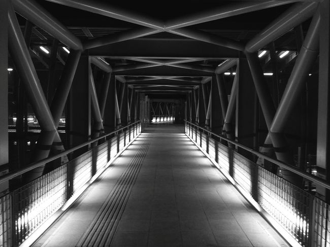Architecture Arch Built Structure Abstract Futuristic Man Made Object Blackandwhite Bridge Black And White Bridge - Man Made Structure Black & White Greece Lights And Shadows Lights